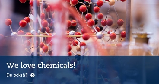 We love chemicals